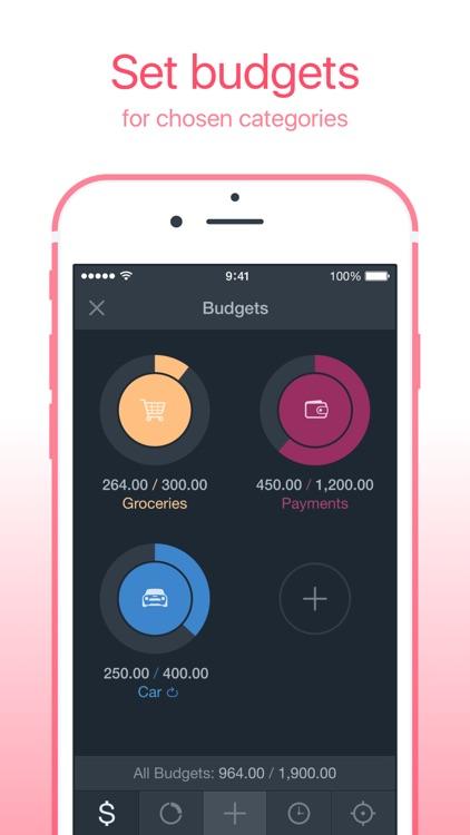 Saver – Personal Finance, Income & Expense tracker screenshot-3