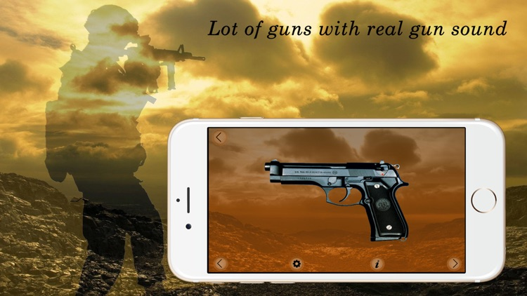 gun sounds with animation by waheed khan