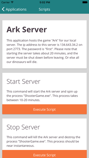 Community Server Manager on the App Store
