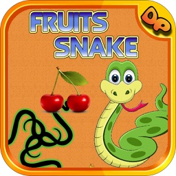 Fruit Snake kids game