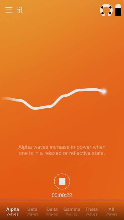 Wave: Visualizer for Muse screenshot-0