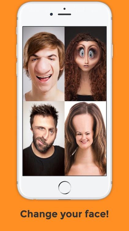 BendyBooth Full Version Face+Voice Changer screenshot-0