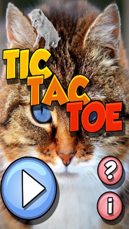 Kitty Cat Tic-TacToe (2Player)