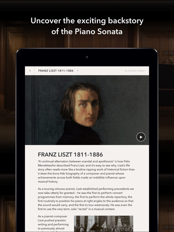 The Liszt Sonata screenshot-4