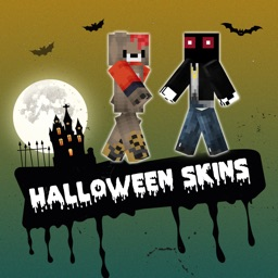 Free HD Halloween Skins for Minecraft PE & PC