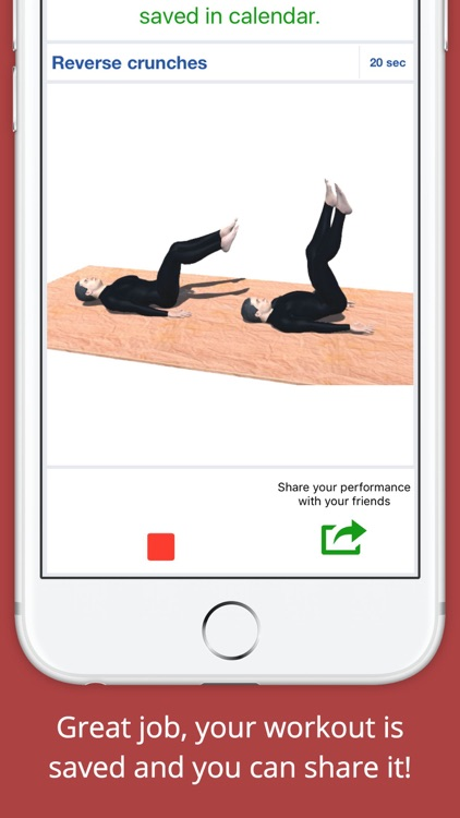 Spartan Workout Challenge PRO - Build muscle, abs screenshot-3