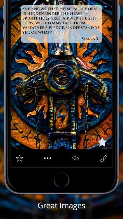 Pocket Voluspa - Daily Insights of Asatru and Odinism