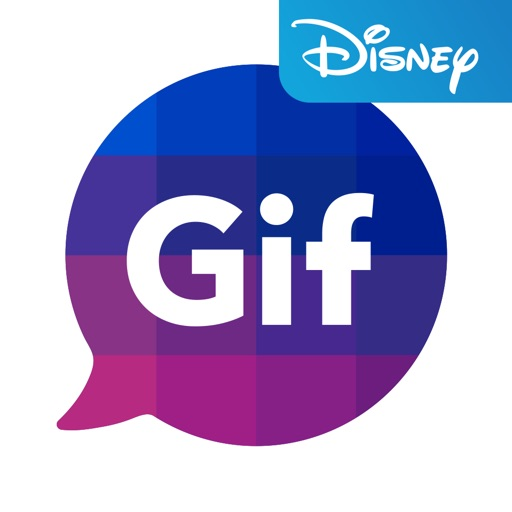 Disney Gif + Keyboard