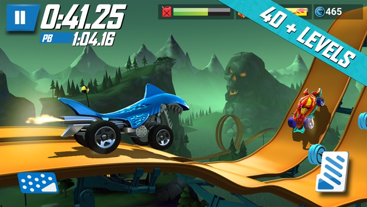 Hot Wheels: Race Off screenshot-3