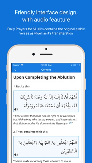 Daily Prayers for Muslim on the App Store