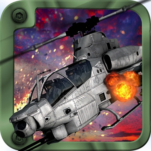 A Helicopter Gunships Career HD - An Incredible Experience Height icon