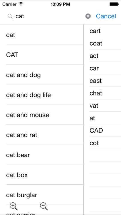 Thai English Dictionary Pro & Offline Translator screenshot-4
