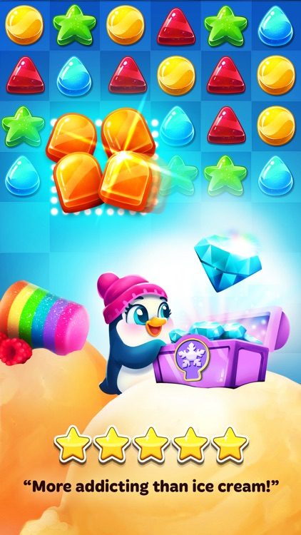 Frozen Frenzy Mania: Challenging Match 3 Games screenshot-4
