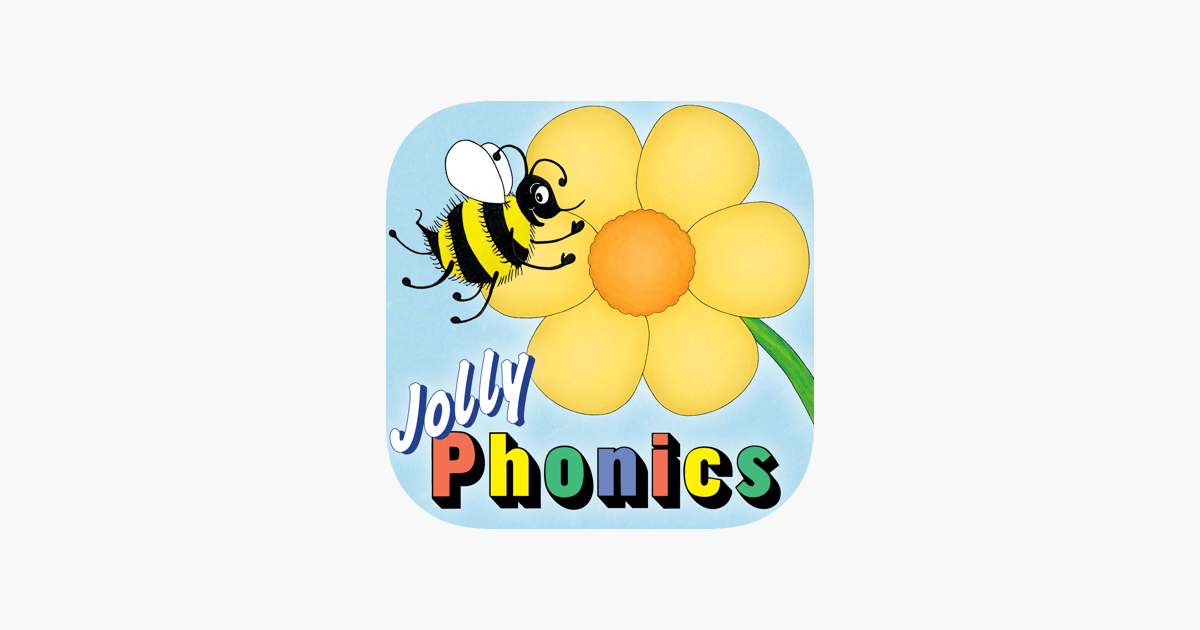 ‎Jolly Phonics Letter Sounds