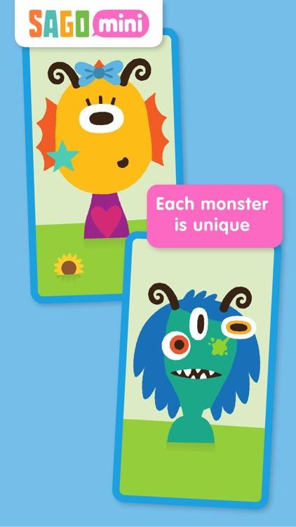 Sago Mini Monsters screenshot-4