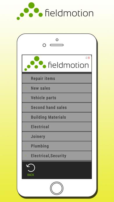 FieldMotion screenshot four