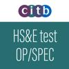 CITB Op/Spec HS&E test 2018