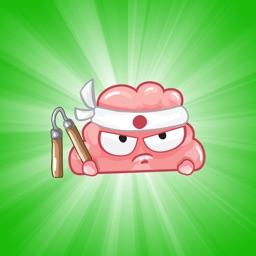 Battle of Brains: Stickers