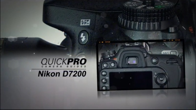 Nikon D7200 from QuickPro