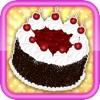 おいしいシェフ - ブラックフォレストケーキ - 無料料理とベーキングとドイツの有名なレシピの周りの女の子と子供のための面白いゲーム