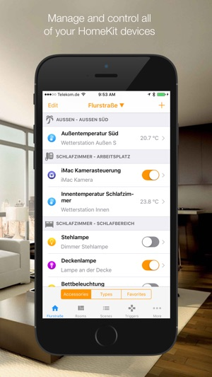 ‎myHome - Home Automation