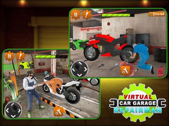 Virtual Repairman Garage 3D screenshot #1
