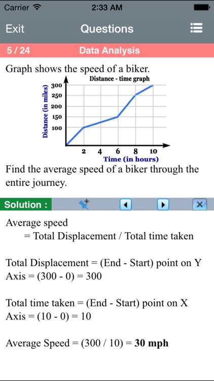 Math for the ACT ® Test screenshot-3