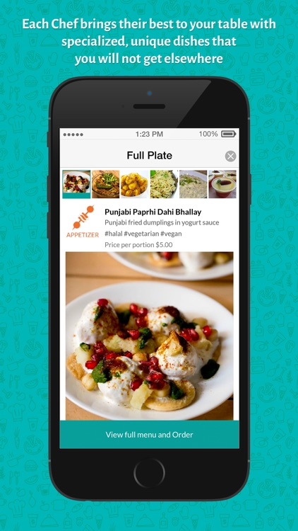 Taro - food and meal delivery screenshot-3