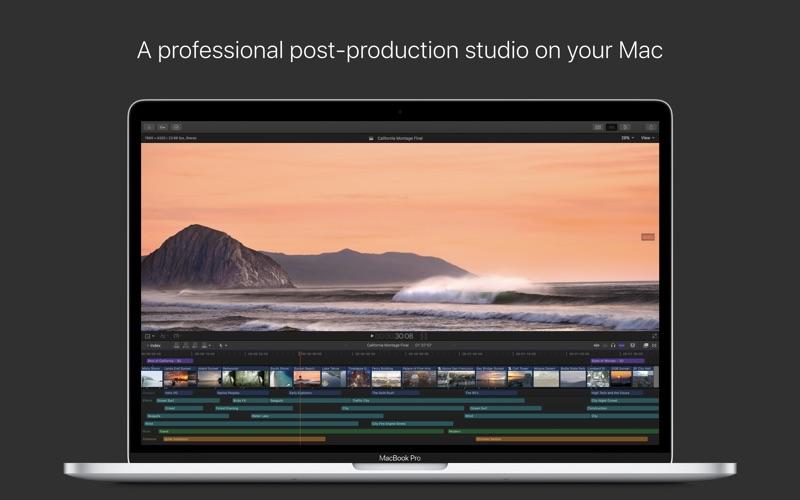 Final Cut Pro app