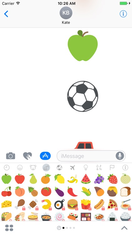 EmojiOne Stickers