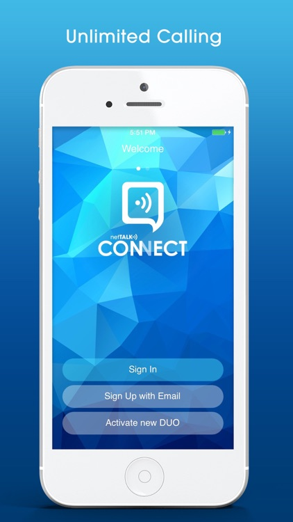 DUO CONNECT: VoIP Service for Long Distance Calls