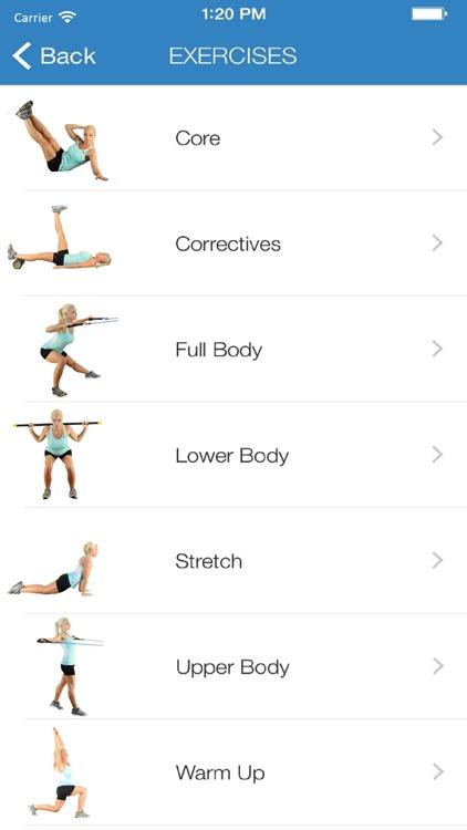 Fitness My Way - Weight Loss Workouts screenshot-3
