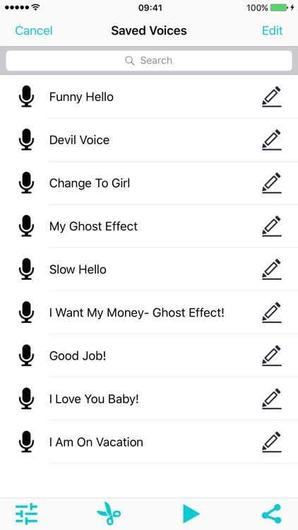 Voice Changer Calls Free Funny Prank Sound Effects screenshot-3