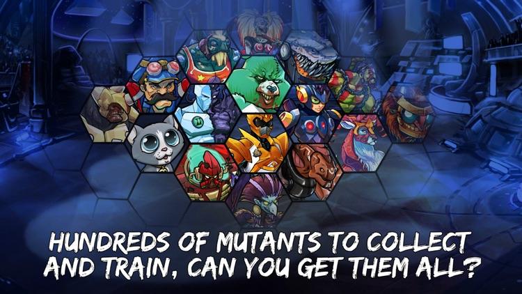 Mutants: Genetic Gladiators screenshot-4