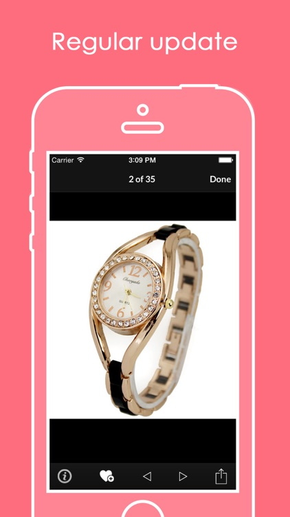 Best Women Luxury Watches | Free Design Collection screenshot-3