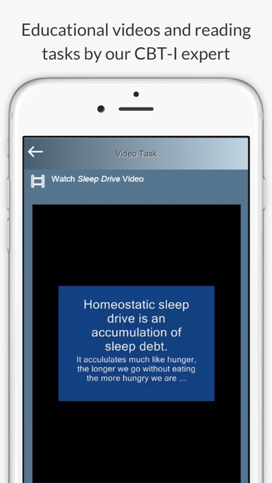 Screenshot #3 pour Night Owl - Sleep Coach