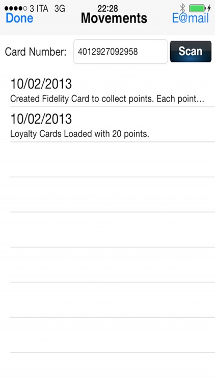 FIDELITY CARD screenshot-4