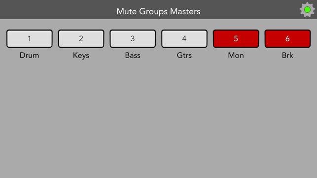 Mackie Master Fader 4 Screenshot