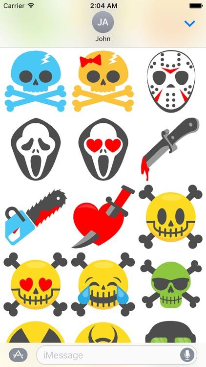Halloween Gothic Sticker Pack