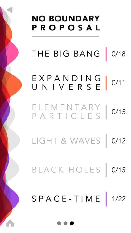 Stephen Hawking's Pocket Universe screenshot-0