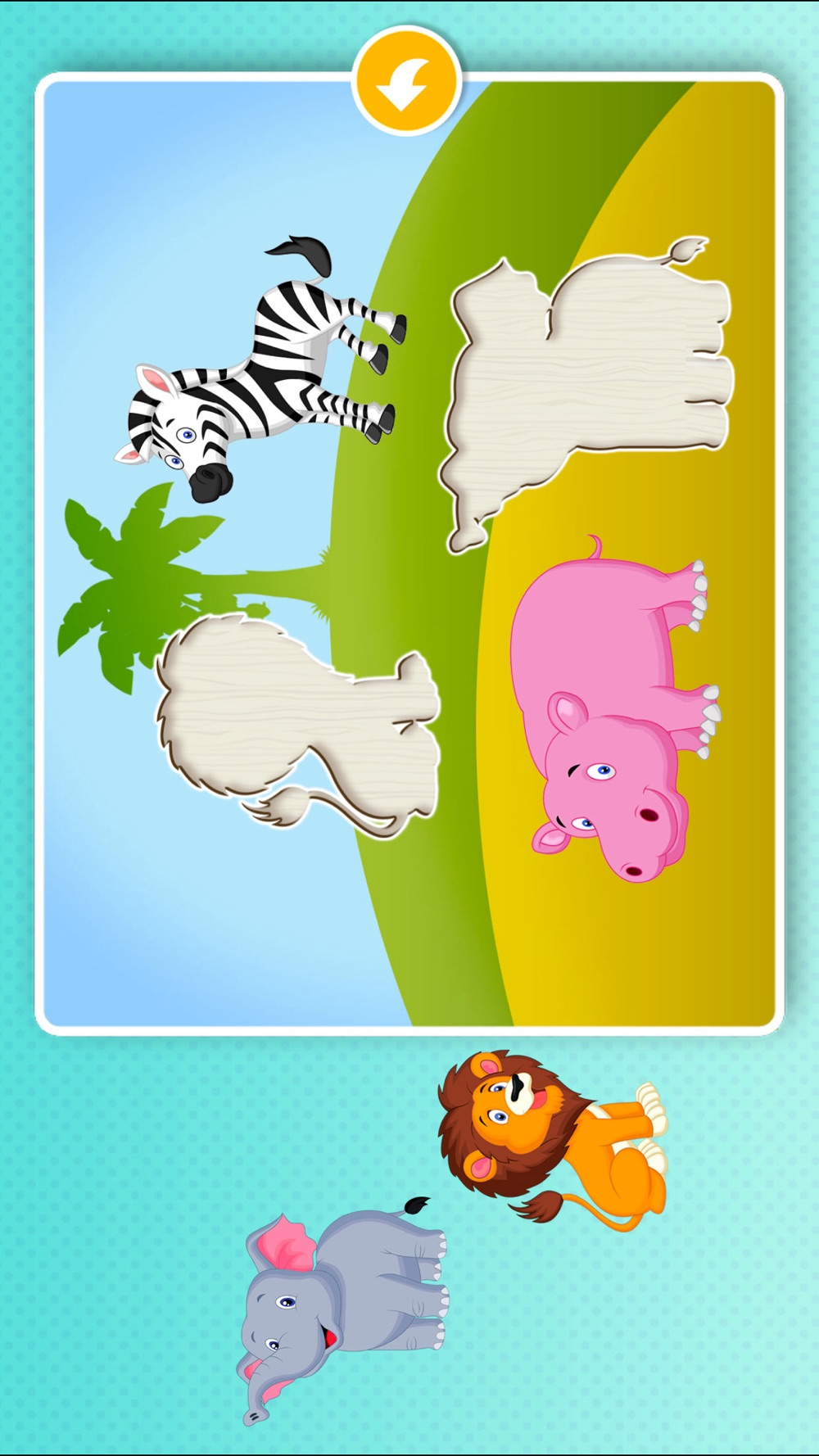 Kids Animal games-SmartPuzzles hack tool