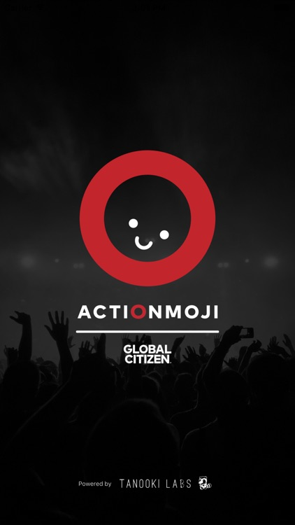 Actionmoji by Global Citizen