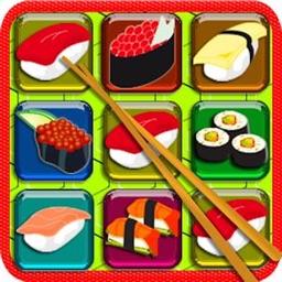 Sushi Puzzle - Free