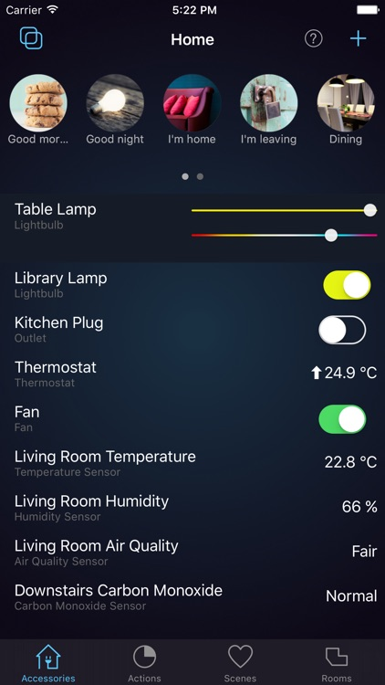 Looming for HomeKit