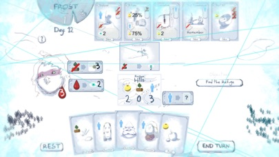 Frost - Survival card... screenshot1