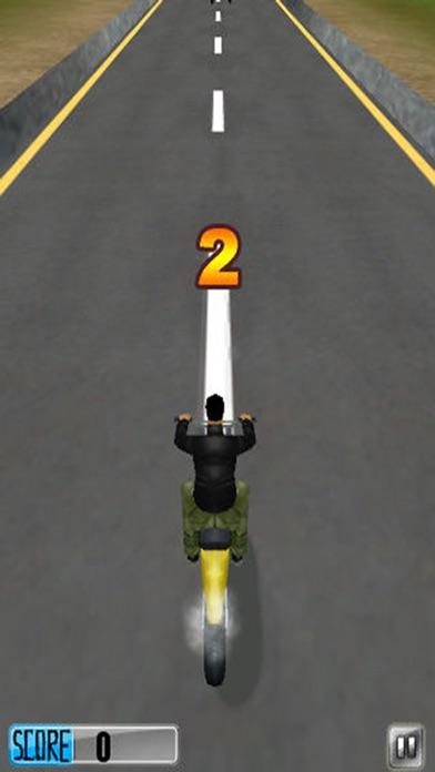交通道路ライダー無料のトラフィックのレーサーのゲームのおすすめ画像2
