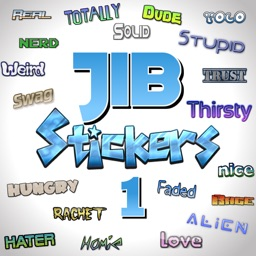 Jib Stickers 1