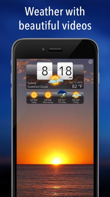 Live Weather HD with National & Local forecast +