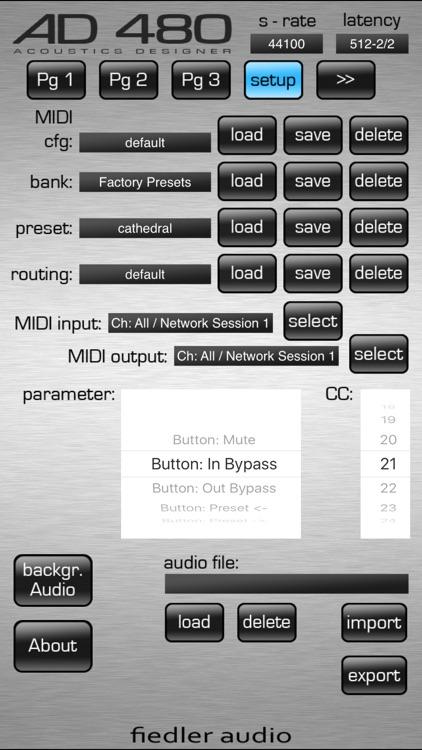 AD 480 pro - Studio Reverb screenshot-3