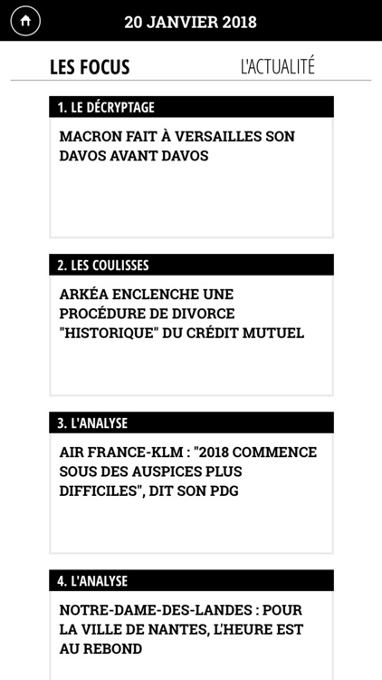 La Tribune - Quotidien & Hebdo screenshot-3